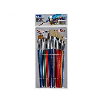 Brushes/Penselset (12-Pack)