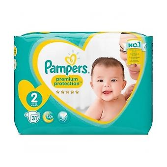 Pampers Premium Prot Mini Size 2 31S