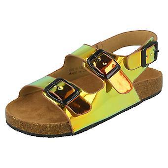 Meisjes plek op Hologram sandalen H0316