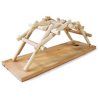 Pathfinders Da Vinci Bridge Wooden Kit