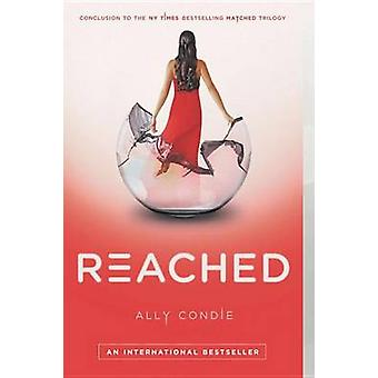 Reached by Ally Condie - 9780142425992 Book