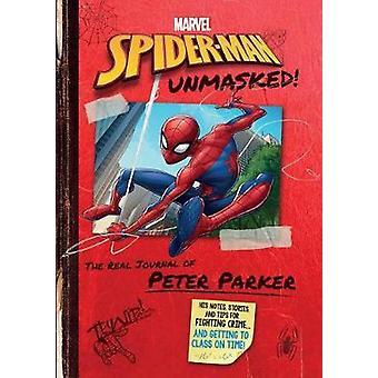 Marvel Spider-Man - Spider-Man Unmasked! - 9780794439644 Book