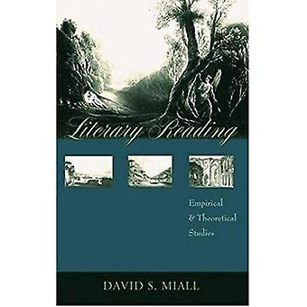 Literary Reading - Empirical and Theoretical Studies by David S. Miall