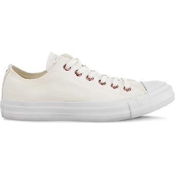 bed3891f2959a Converse Chuck Taylor All Star OX Women s Sneaker Cream Color Beige