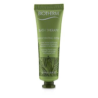 Biotherm Bath Therapy Invigorating Blend Hydrating Hand Cream 30ml/1.01oz