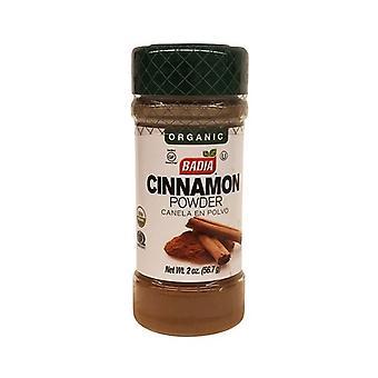 Badia Organic Cinnamon Powder