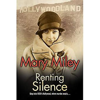 Renting Silence (A Roaring Twenties Mystery)