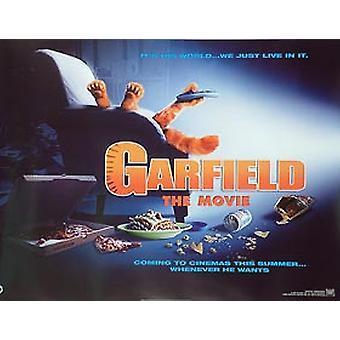 Garfield (Advance) Original Cinema Poster