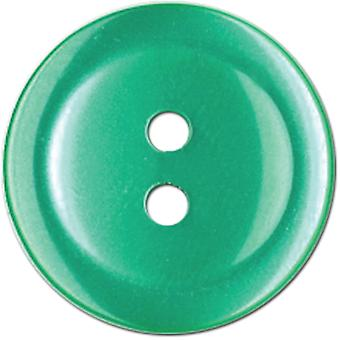 Slimline Buttons Series 1 Light Green 2 Hole 3 4