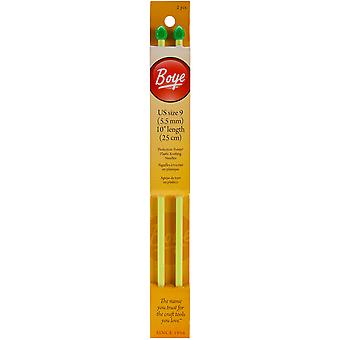 Single Point Plastic Knitting Needles 10