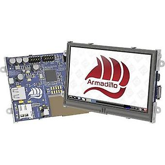 PCB design board 4D Systems Armadillo-43T