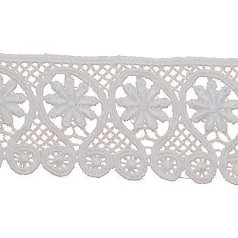 Grecian Edge Venice Lace Trim 1-7/8