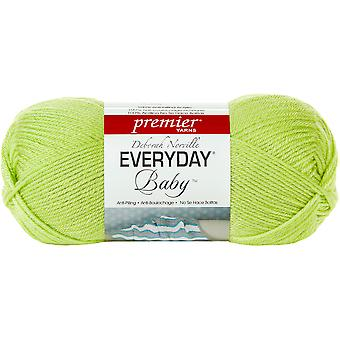 Deborah Norville Collection Everyday Baby Yarn-Green DN101-06