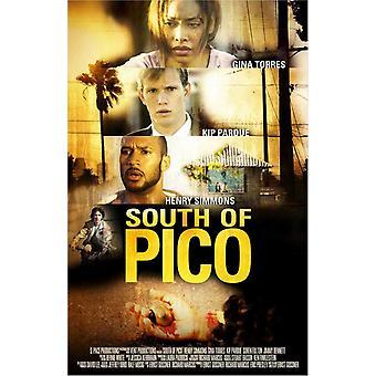 جنوب ملصق الفيلم بيكو (11 × 17)