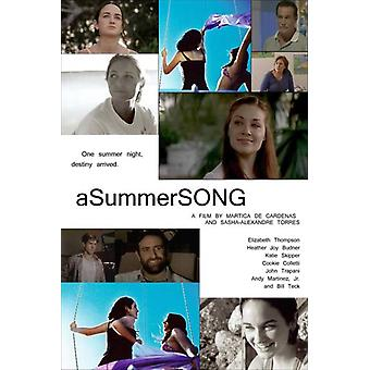 A Summer Song Movie Poster Print (27 x 40)