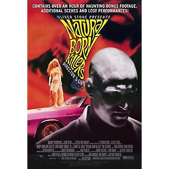 Natural Born Killers Movie Poster (11 x 17)