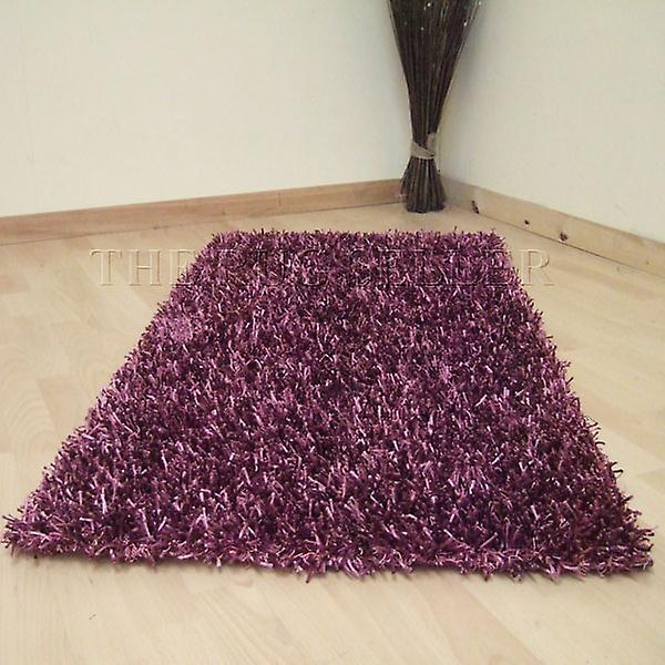Glamour Rugs In Amethyst Pink