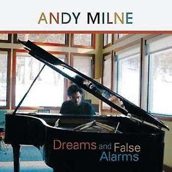 Andy Milne - drømme & falske alarmer [SACD] USA import