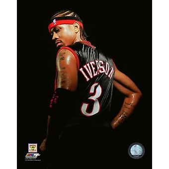 Allen Iverson 2004-05 Posed Photo Print