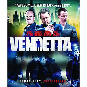 Import USA Vendetta [Blu-ray]