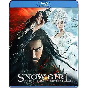 Snow Girl & the Dark Crystal [BLU-RAY] USA import