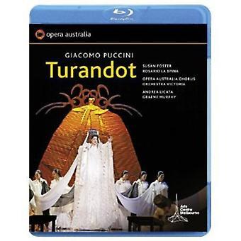 G. Puccini - Turandot [BLU-RAY] USA import
