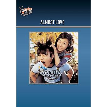 Almost Love [DVD] USA import