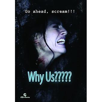 Hvorfor os [DVD] USA importerer