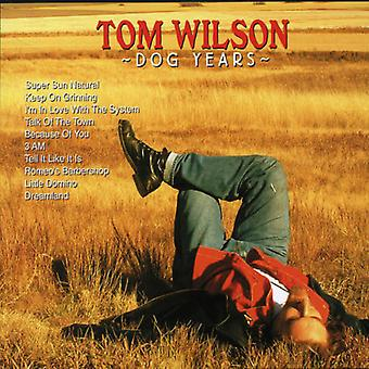 Wison, Tom (af Junkhouse) - hund år [CD] USA import