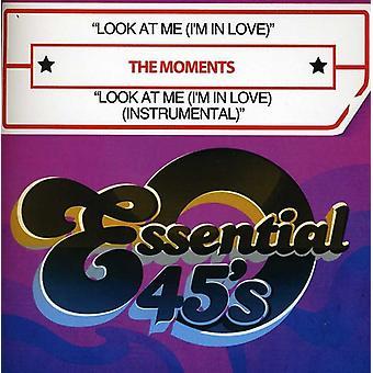 Moments - Look at Me (I'm in Love)/Look at Me (I'm in Love) [CD] USA import