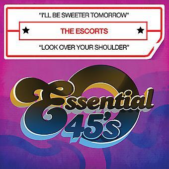 Escorts - I'Ll Be Sweeter Tomorrow [CD] USA import