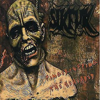 Sikfukkretan - Split [CD] USA import