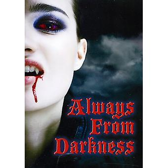 Always From Darkness [DVD] USA import