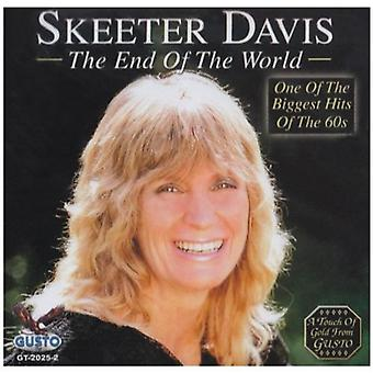 Skeeter Davis - End of the World [CD] USA import