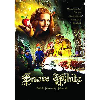 Snehvide [DVD] USA importerer