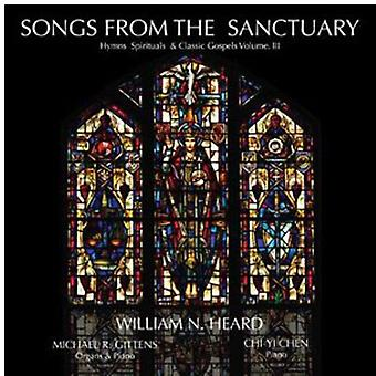 William N. Heard - William N. Heard: Heard, William N.: Vol. 3-Songs From the Sanctuary [CD] USA import