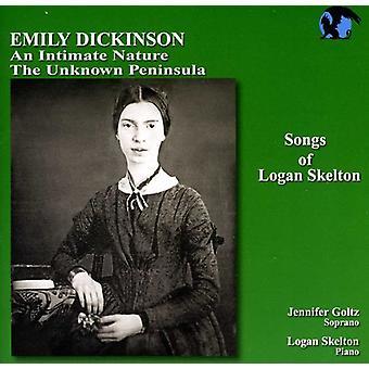 Skelton/Dickinson - sange af Logan Skelton: Dickinson sange [CD] USA import
