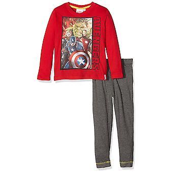 Ensemble de Pyjama garçons Marvel Avengers manches longues