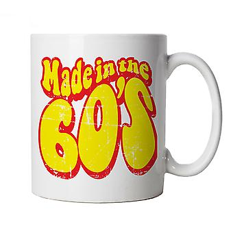 Vectorbomb, Made In The 60s, Funny Mug