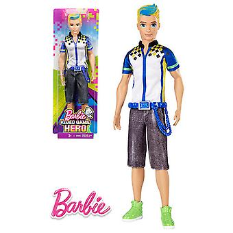Barbie Ken Muñeco Del Videojuego  32 Cm (Toys , Dolls And Accesories , Dolls , Dolls)