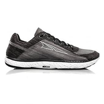 Escalante Mens Zero Drop Road Scarpe Running Grigio