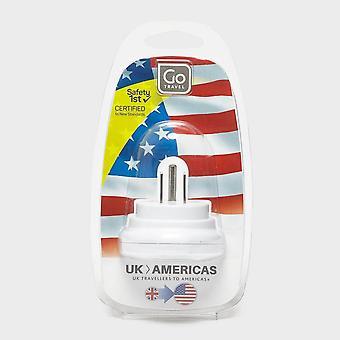 Design Go UK-USA Adaptor