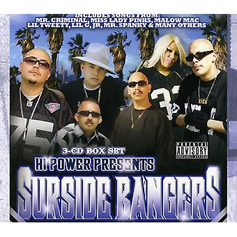 Hi Power Presents - Sur Side Bangers [CD] USA import