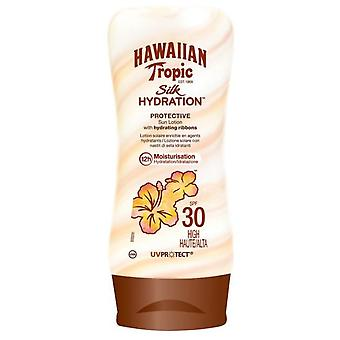 Hawaiian Tropic Protector Ht Sun Silk Lotion SPF 30
