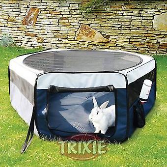 Trixie Recinto Roedores Plegable,nylon, (Garden , Animals , Rabbits , Warren)