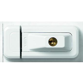 ABUS Overlap lock Key To Window Brown Blister 3010 BC