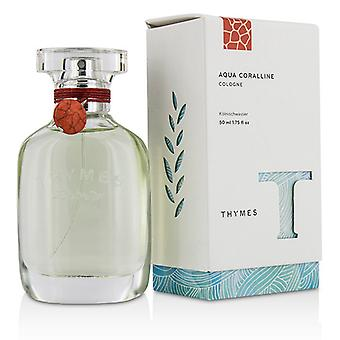 Thym Aqua Coralline Cologne Spray 50ml / 1.75 oz