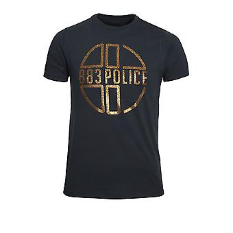 883 Police MEDAL T-SHIRT