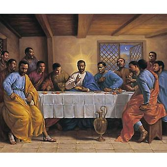 Last Supper Poster Print by Ron Jenkins (36 x 24)