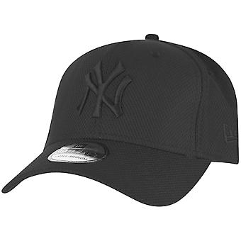 New era 39Thirty Diamond Cap - NY Yankees black